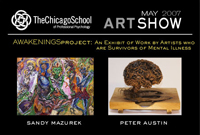 Art Show at The Chicago School of Professional Psychology
